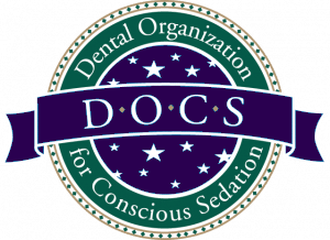 Logo Dental Organization for Conscious Sedation