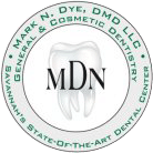 DDS Dentist Savannah GA | Mark Dye, DMD Logo